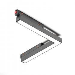 Магнитный светильник LED MTL-C 3071 20W 4000K 26BK