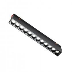 Магнитный светильник LED MTL-G 3201 10W 4000K 26BK