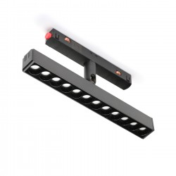 Магнитный светильник LED MTL-T 3203 10W 4000K 26BK