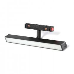 Магнитный светильник LED MTL-T 3204 10W 4000K 26BK