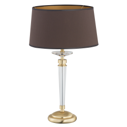 Настольная лампа KUTEK ZOL-LG-1(P/A) Zola