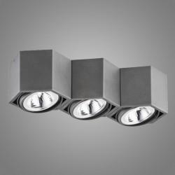 Накладной светильник Argon 1220 ESPRESSO
