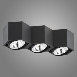 Накладной светильник Argon 1238 ESPRESSO LED