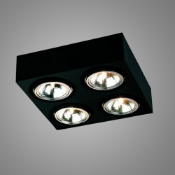 Накладной светильник Argon 1553 RODOS
