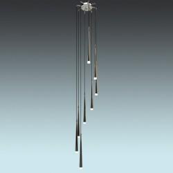 Люстра Azzardo md 1220a-8-chrome Stylo