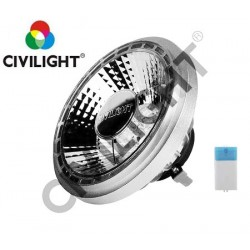 Лампа CIVILIGHT AR111 KP09T25 HALED