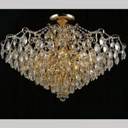 Люстра Crystal lux CONTESSA PL12 GOLD