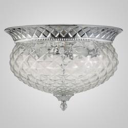 Потолочный светильник Crystal lux HOLA PL4 CHROME
