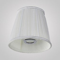 Абажур Crystal lux LAMPSHADE EMILIA LG WHITE