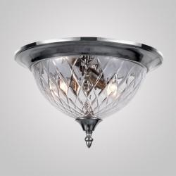 Потолочный светильник Crystal lux NUOVO PL3 CR