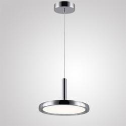 Подвесной светильник Crystal lux TECHNO SP1G CROMO