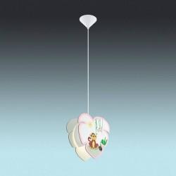 Детский подвесной светильник Eglo 96951 Louie