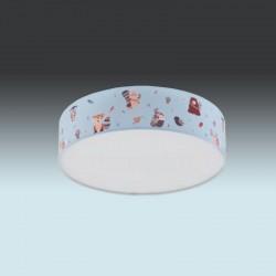 Детский потолочный светильник EGLO 97575 SAN CARLO