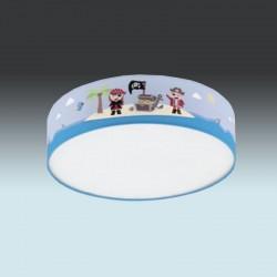 Детский потолочный светильник EGLO 97576 SAN CARLO