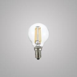 Лампа Ideal lux 101200 Classic E14 Sfera Trasparente