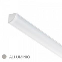 LED профиль IDEAL LUX 126531 Angolare Alluminio