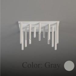 Накладной светильник Shilo YABU 168 168/GU10/SZ