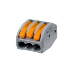 Клемма на 3 провода HOROZ 103 001 0003